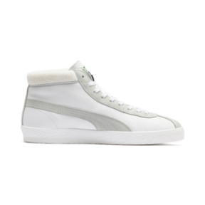 Thumbnail 6 of Basket '68 Mid Trainers, Puma White, medium