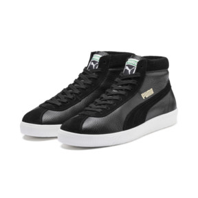 Thumbnail 3 of Basket '68 Mid Trainers, Puma Black, medium
