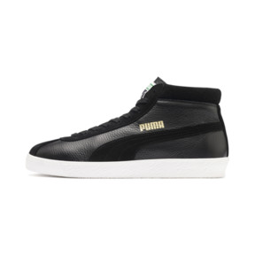 Thumbnail 1 of Basket '68 Mid Trainers, Puma Black, medium