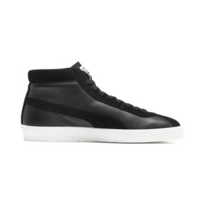 Thumbnail 6 of Basket '68 Mid Trainers, Puma Black, medium