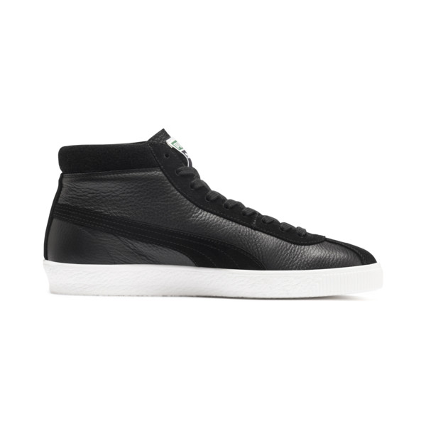 Basket '68 Mid Trainers, Puma Black, large