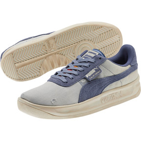 Thumbnail 2 of California Dark Vintage Sneakers, Blue Indigo-Birch, medium