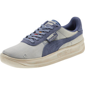 Thumbnail 1 of California Dark Vintage Sneakers, Blue Indigo-Birch, medium
