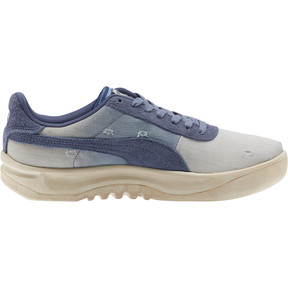 Thumbnail 4 of California Dark Vintage Sneakers, Blue Indigo-Birch, medium