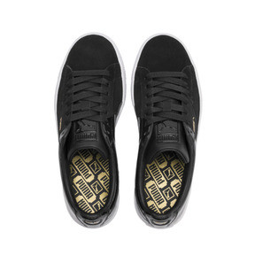 Thumbnail 7 of Chaussure Basket Remix pour femme, Puma Black-Puma Team Gold, medium