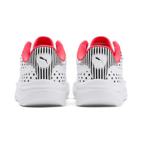 Thumbnail 4 of California Remix Women's Sneakers, Puma White-Puma Black, medium