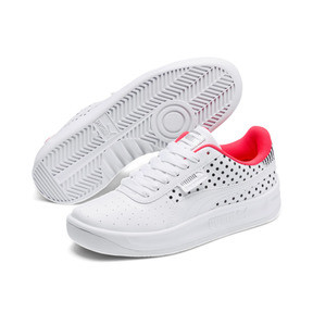 Thumbnail 2 of California Remix Women's Sneakers, Puma White-Puma Black, medium