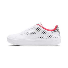 Thumbnail 1 of California Remix Women's Sneakers, Puma White-Puma Black, medium
