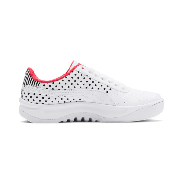 California Remix Women's Sneakers, Puma White-Puma Black, large