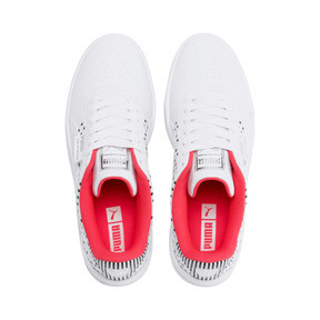 Thumbnail 7 of California Remix Women's Sneakers, Puma White-Puma Black, medium