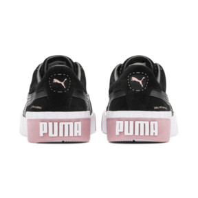 Thumbnail 4 of Cali Patternmaster Damen Sneaker, Puma Black, medium