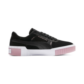 Thumbnail 6 of Cali Patternmaster Damen Sneaker, Puma Black, medium