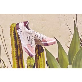 Thumbnail 9 of Cali Remix Damen Sneaker, Pastel Parchment-Bridal Rose, medium
