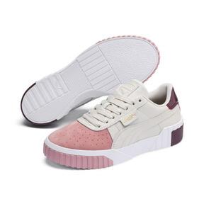 Thumbnail 3 of Cali Remix Damen Sneaker, Pastel Parchment-Bridal Rose, medium