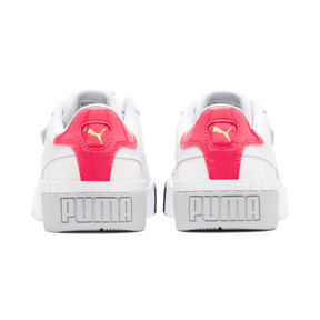 Thumbnail 4 of Cali Remix Women's Trainers, Puma White-Puma Black, medium