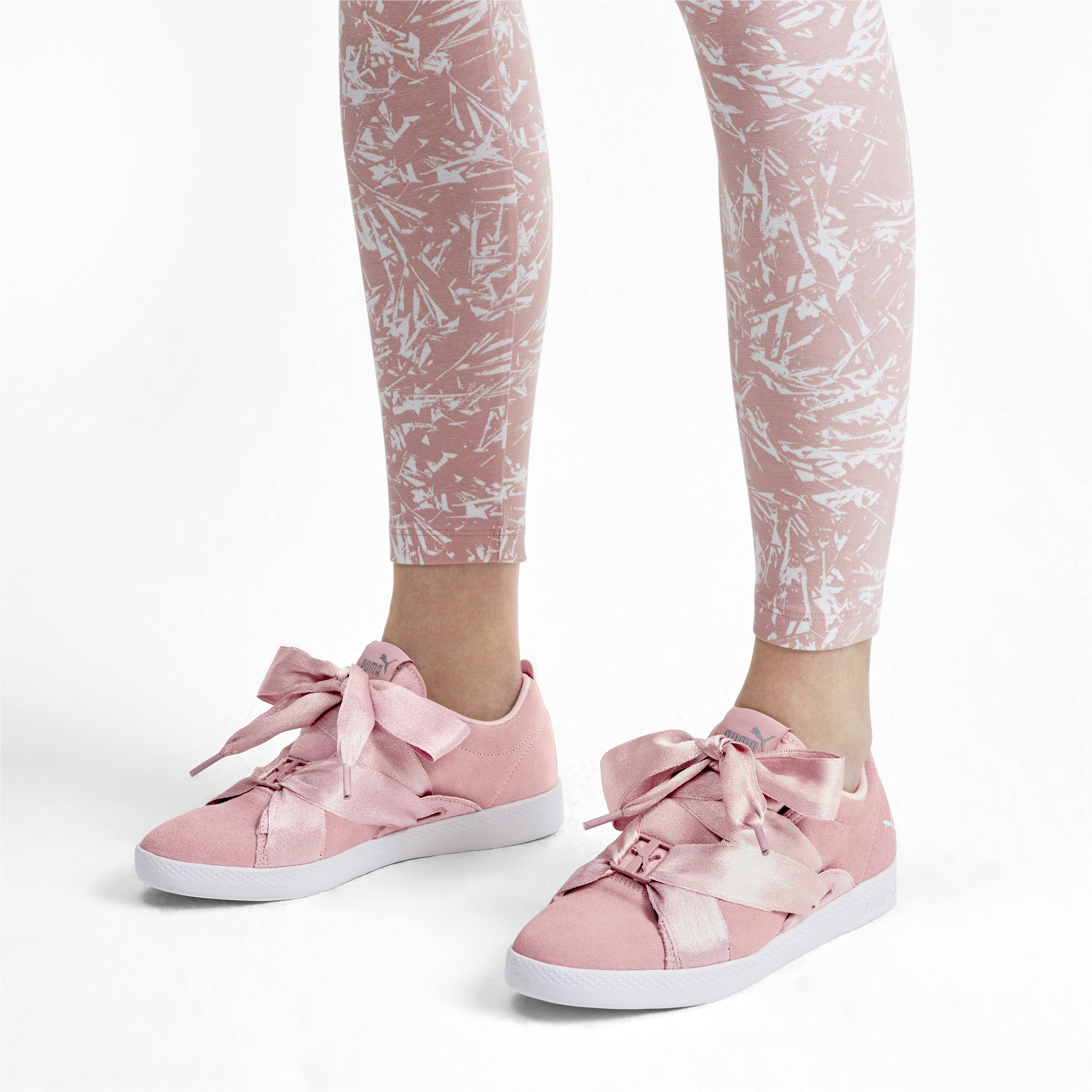 PUMA-PUMA-Smash-Astral-Buckle-Women-s-Sneakers-Women-Shoe-Basics thumbnail 5