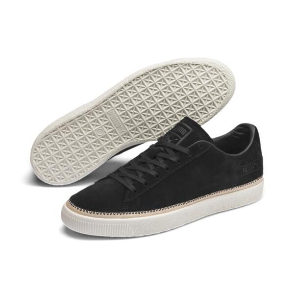 Puma - Suede Trim Premium Sneaker - 10