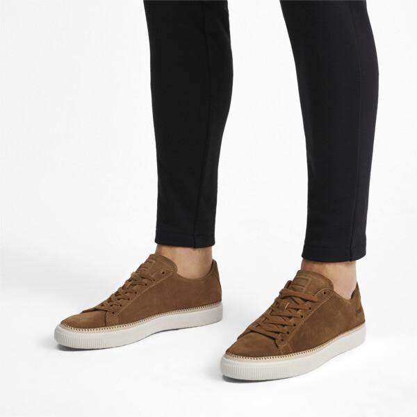 Puma - Suede Trim Premium Sneaker - 9