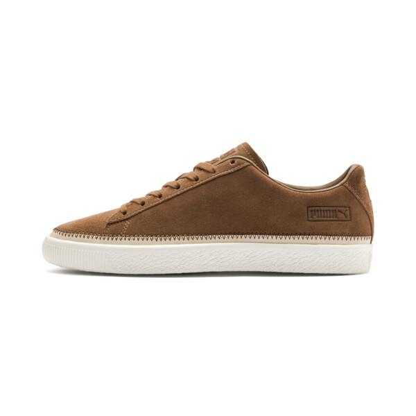 Puma - Suede Trim Premium Sneaker - 8