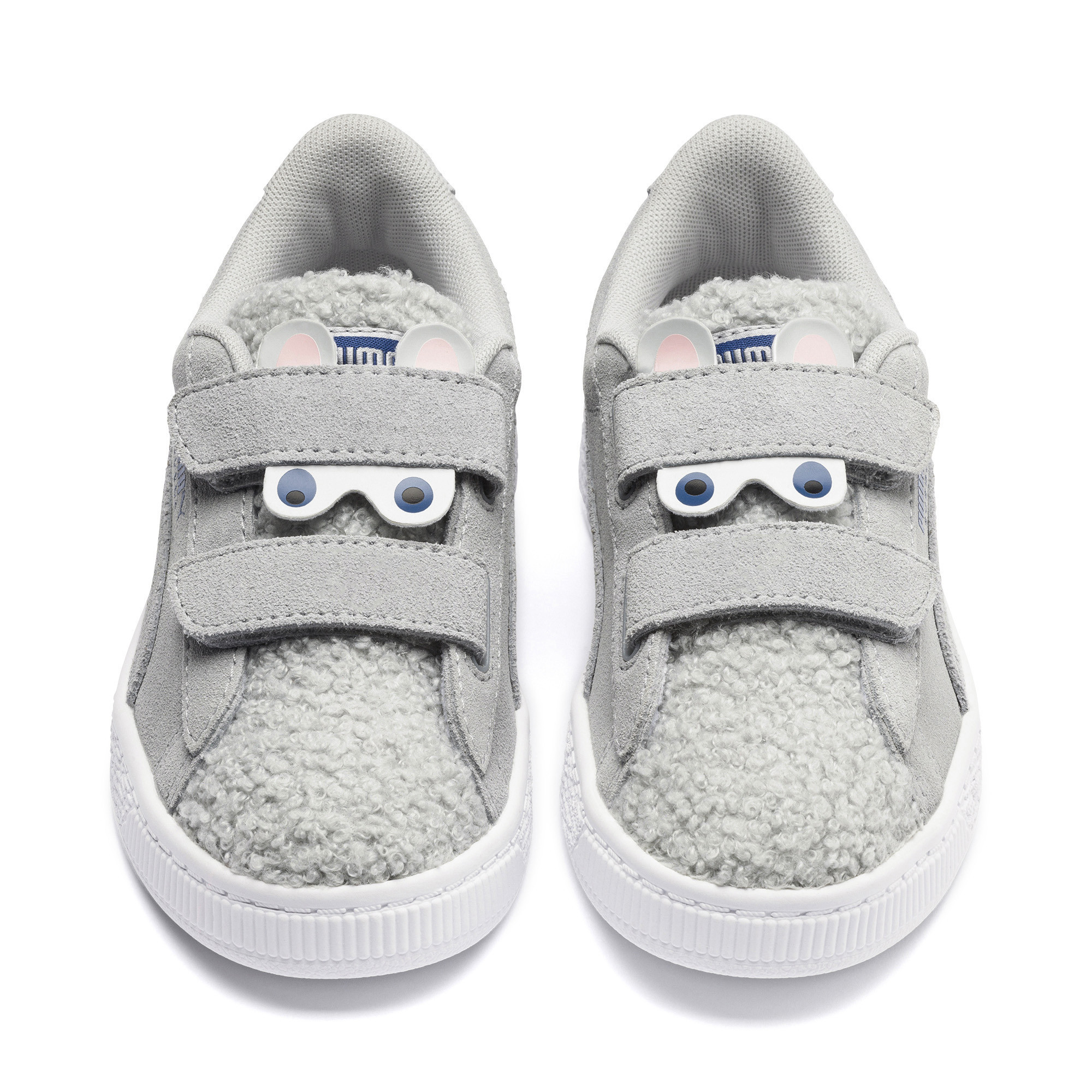 PUMA-Suede-Winter-Monster-Little-Kids-039-Shoes-Kids-Shoe-Kids thumbnail 15