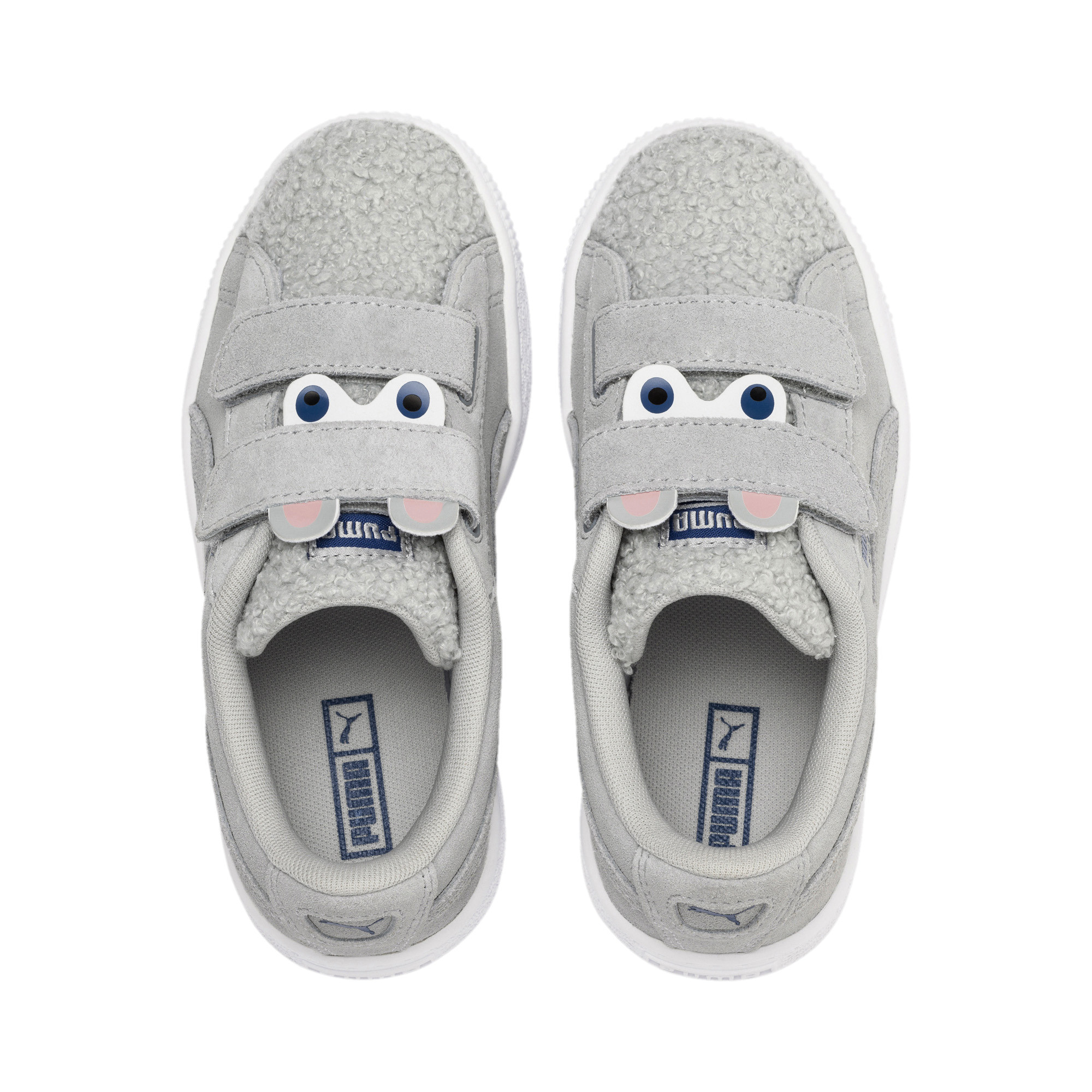 PUMA-Suede-Winter-Monster-Little-Kids-039-Shoes-Kids-Shoe-Kids thumbnail 14