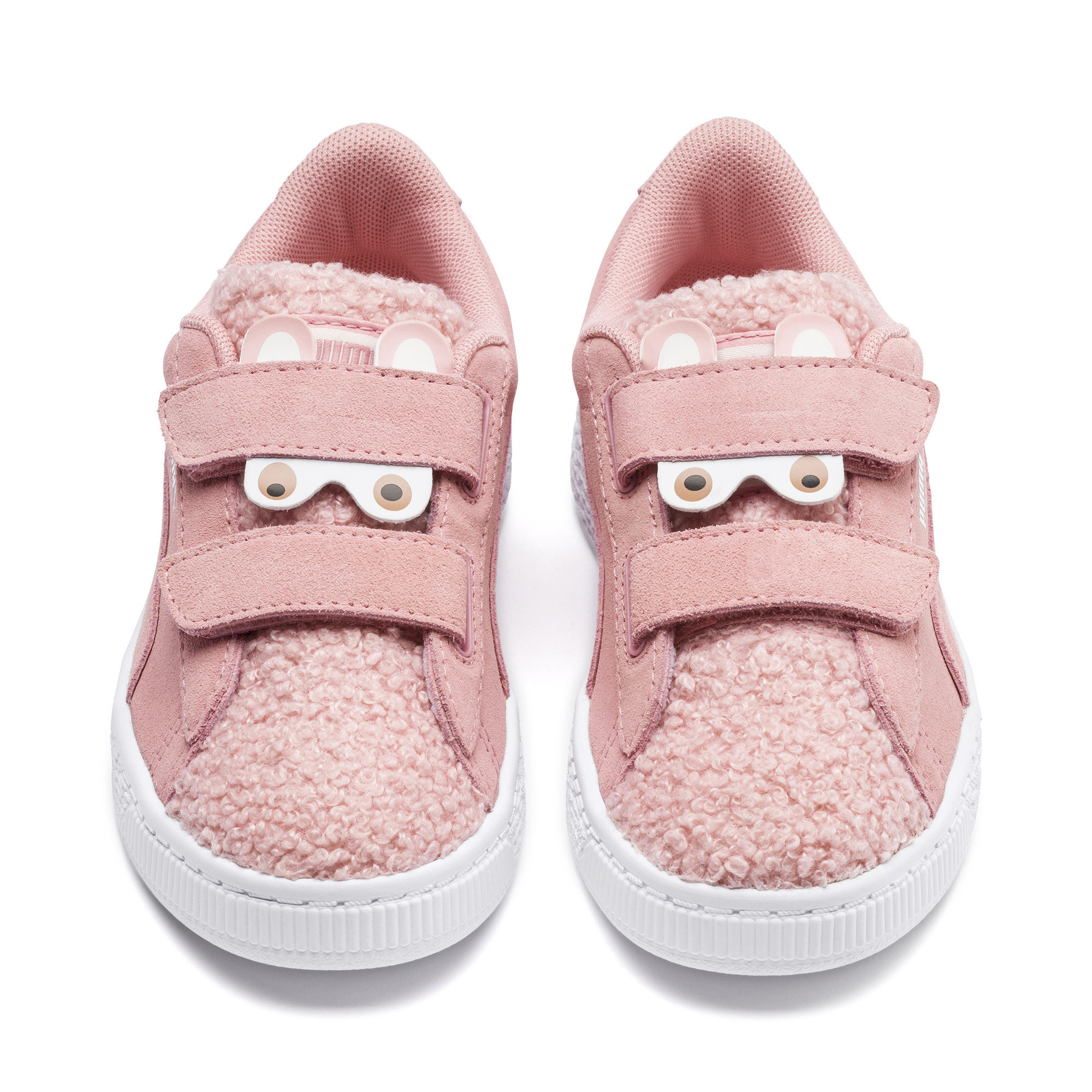 PUMA-Suede-Winter-Monster-Little-Kids-039-Shoes-Kids-Shoe-Kids thumbnail 8