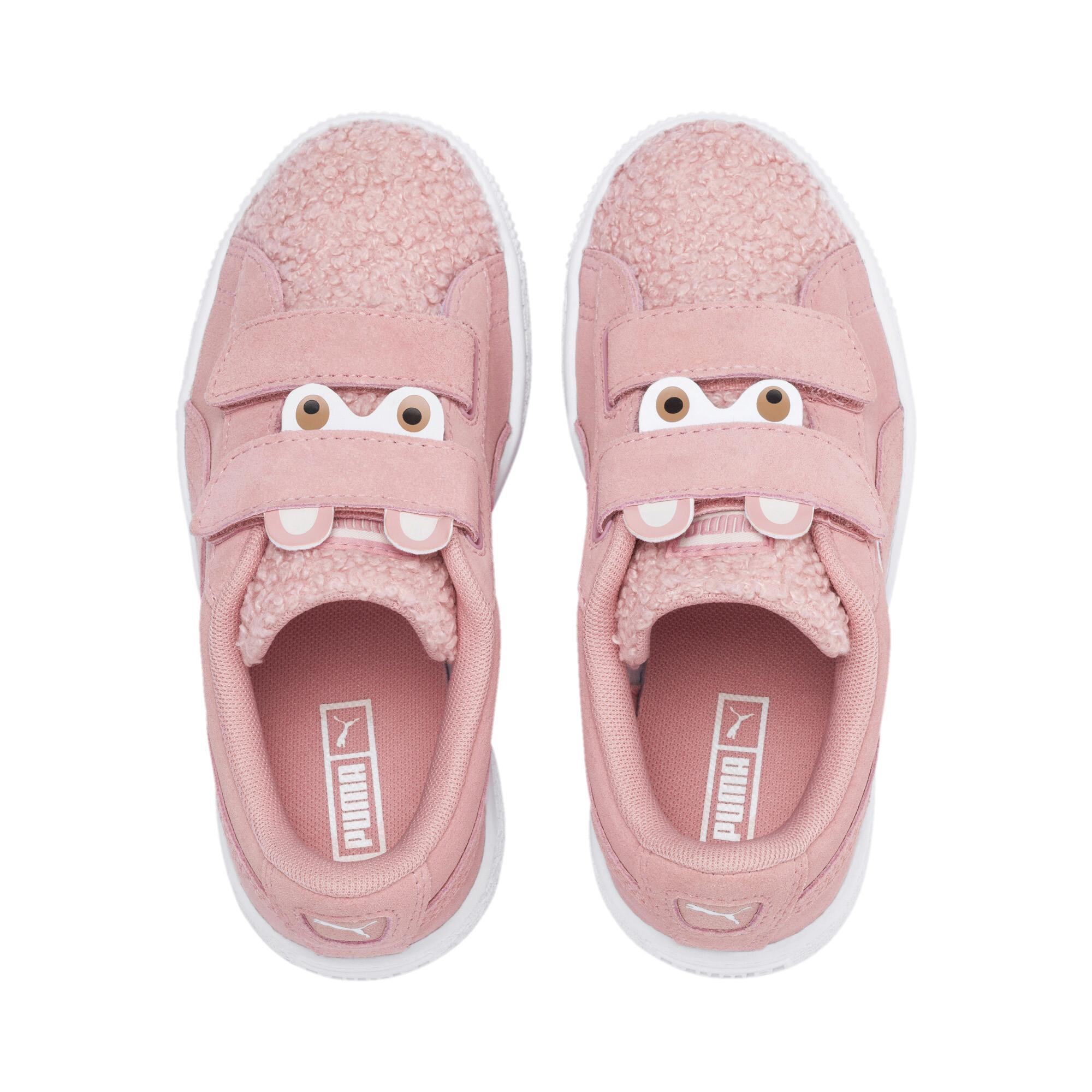 PUMA-Suede-Winter-Monster-Little-Kids-039-Shoes-Kids-Shoe-Kids thumbnail 7