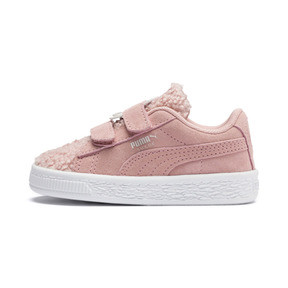 Suede Winter Monster Babies Sneaker
