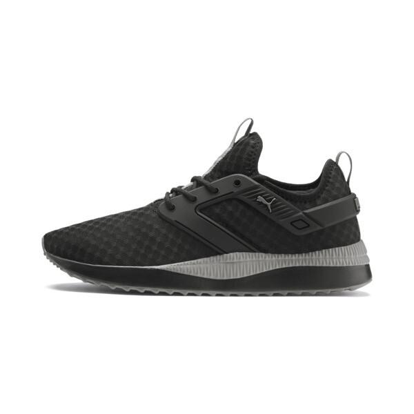 Pacer Next Excel Running Shoes, Grijs/Zwart, Maat 37 | PUMA