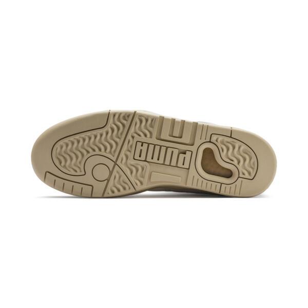 PUMA x RHUDE Palace Guard Sneakers, Star White-WINDCHIME, large