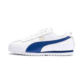 Thumbnail 1 of Roma '68 Vintage Sneakers, Puma White-Galaxy Blue, medium
