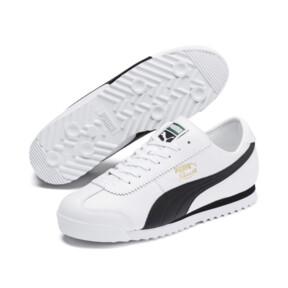 Thumbnail 3 of Roma '68 Vintage Sneakers, Puma White-Puma Black, medium