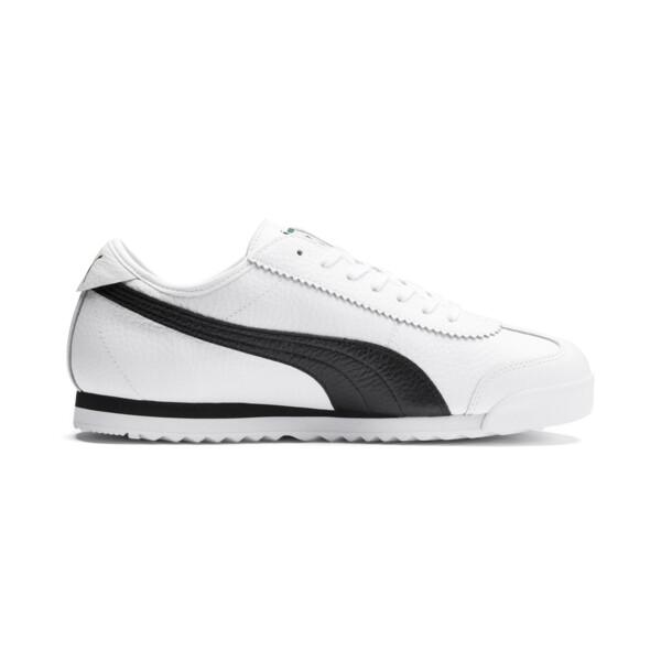 Roma '68 Vintage Sneakers, Puma White-Puma Black, large