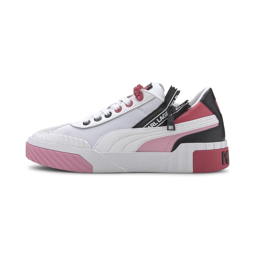 Image PUMA PUMA x KARL LAGERFELD Cali Women's Sneakers #1