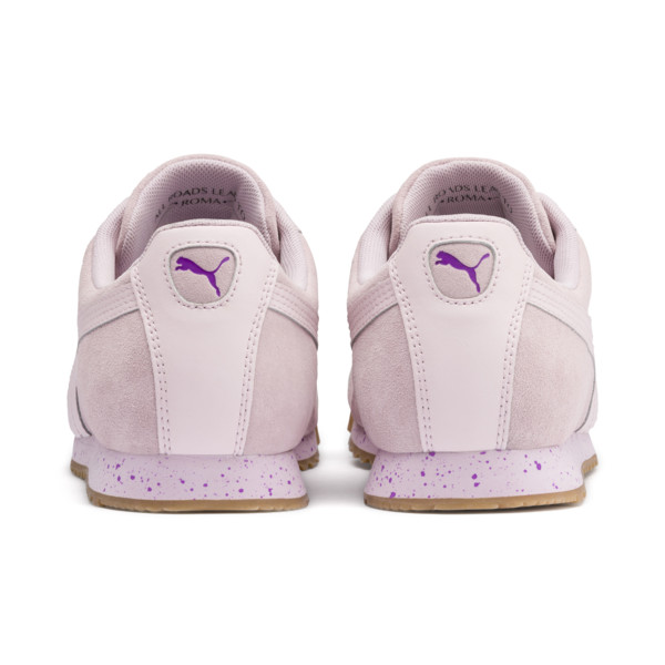 Roma Classic Dolce Vita Sneakers, Winsome Orchid-Lilac Snow, large