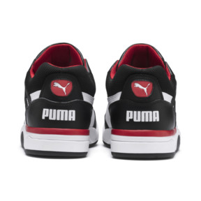Thumbnail 3 of Palace Guard Sneakers, Puma Black-Puma White-red, medium
