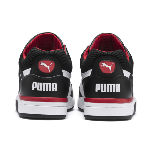 Palace Guard Sneakers, Puma Black-Puma White-red, large