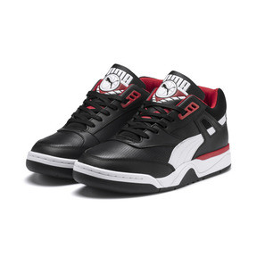 Thumbnail 2 of Palace Guard Sneakers, Puma Black-Puma White-red, medium