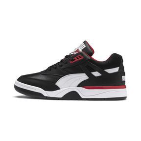 8128d24fadcf Palace Guard Men's Basketball Sneakers, Puma Black-Puma White-red, medium