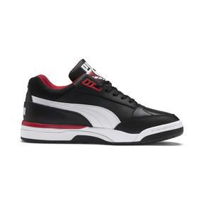 Thumbnail 5 of Palace Guard Sneakers, Puma Black-Puma White-red, medium