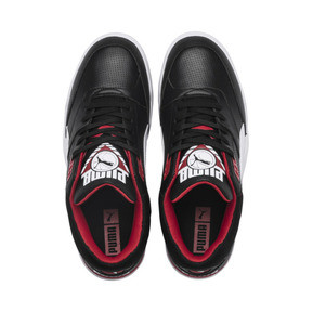 Thumbnail 6 of Palace Guard Sneakers, Puma Black-Puma White-red, medium