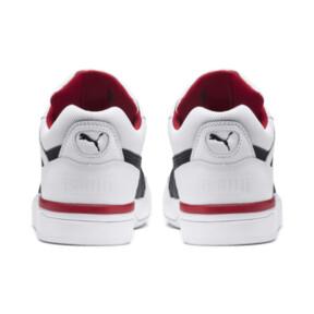 Thumbnail 3 of Palace Guard Sneakers, Puma White-Puma Black-red, medium