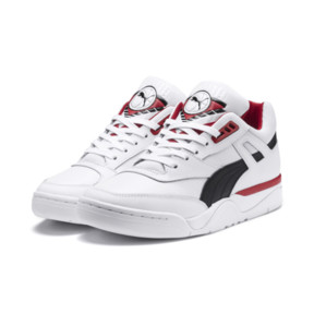 Thumbnail 2 of Palace Guard Sneakers, Puma White-Puma Black-red, medium