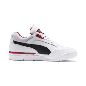 Thumbnail 5 of Palace Guard Sneakers, Puma White-Puma Black-red, medium