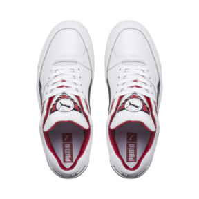 Thumbnail 6 of Palace Guard Sneakers, Puma White-Puma Black-red, medium