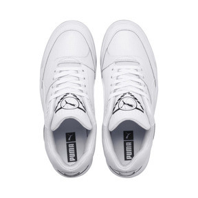 Thumbnail 6 of Palace Guard Sneakers, Puma White-Puma White-Gum, medium
