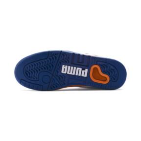 Miniatura 4 de Zapatos deportivos Palace Guard, P White-Jaffa Orange-G Blue, mediano