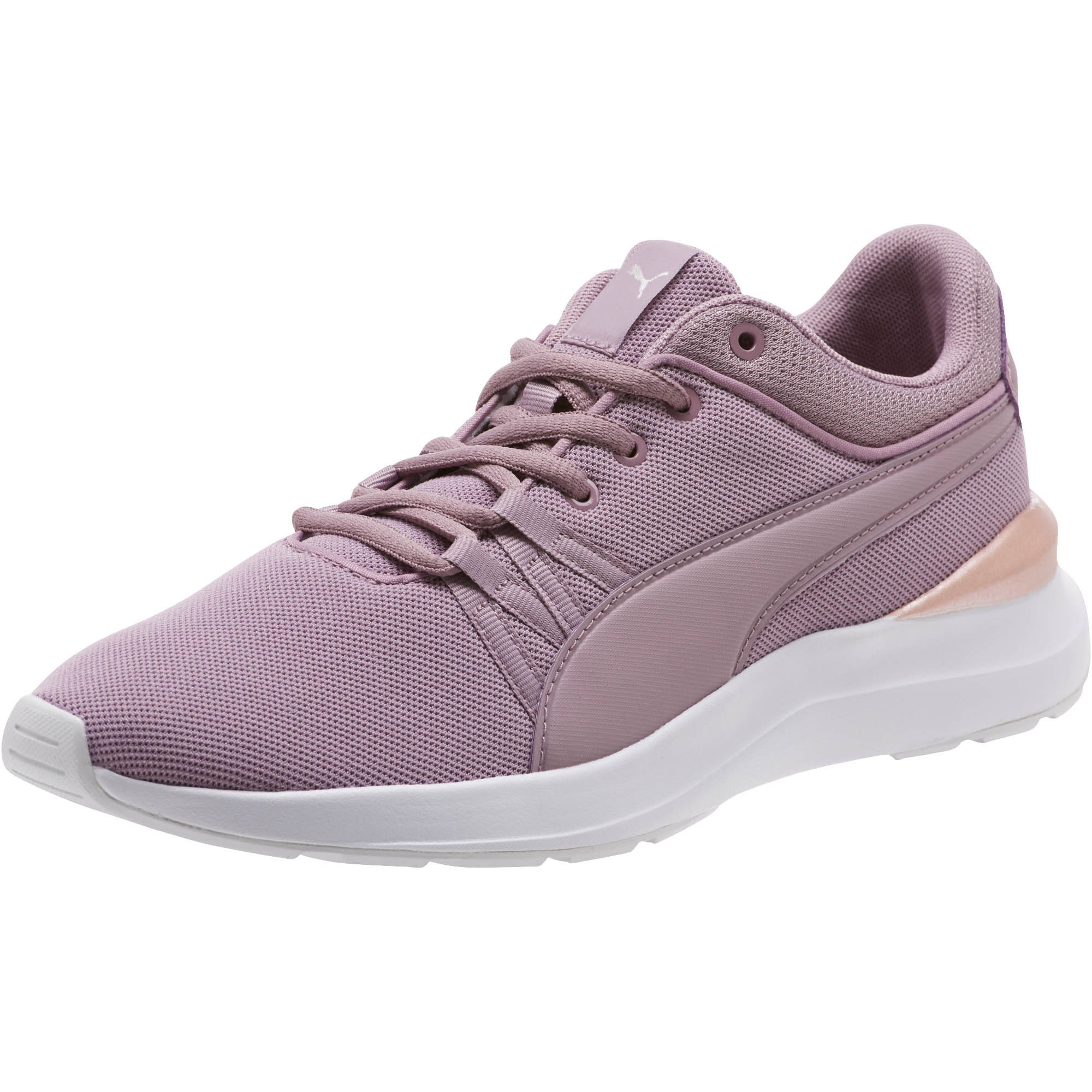 PUMA-Adela-Mesh-Women-s-Sneakers-Women-Shoe-Basics thumbnail 4