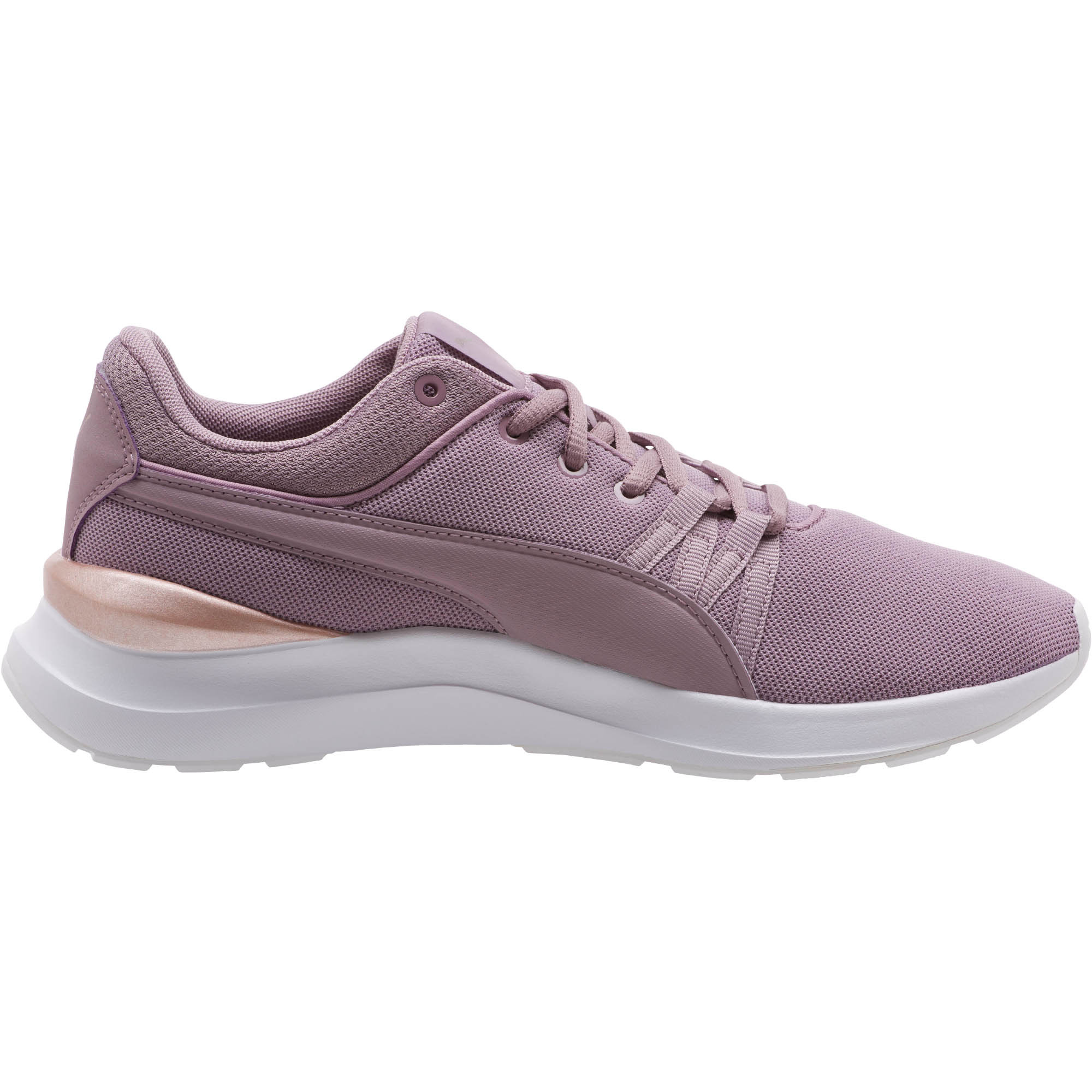 PUMA-Adela-Mesh-Women-s-Sneakers-Women-Shoe-Basics thumbnail 5