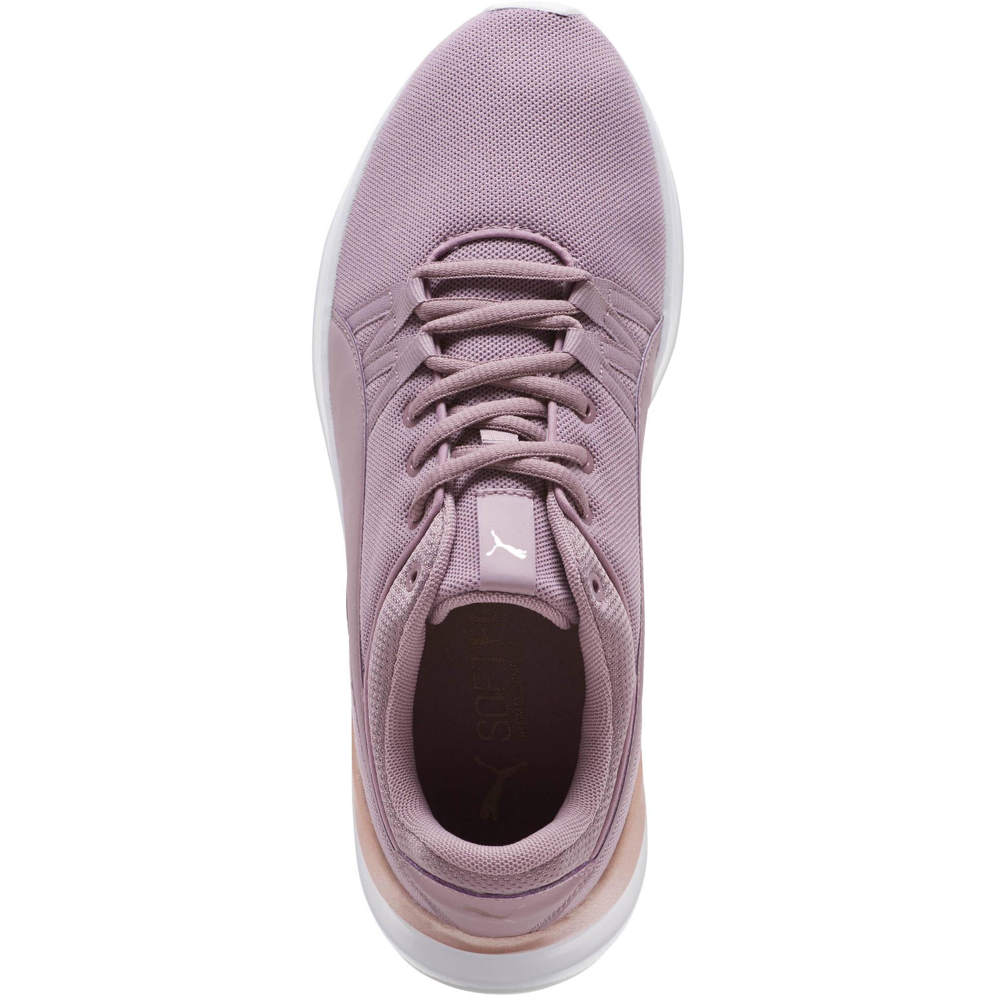 PUMA-Adela-Mesh-Women-s-Sneakers-Women-Shoe-Basics thumbnail 6